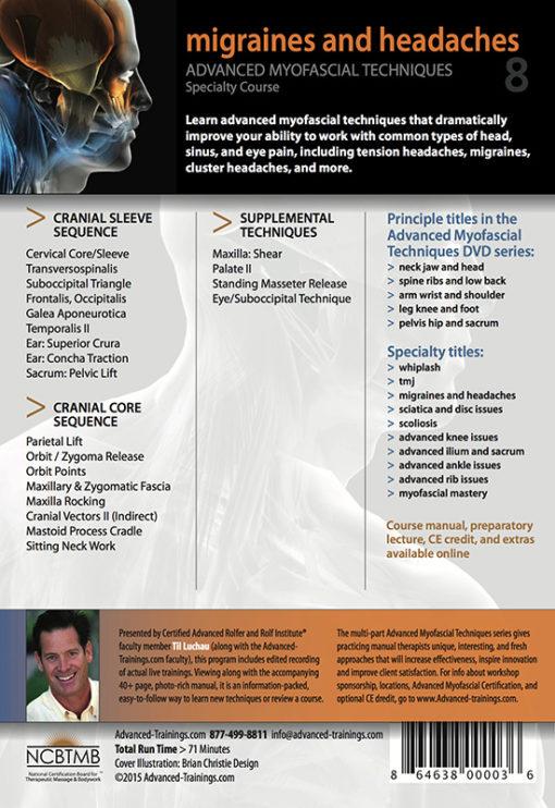 Migraines & Headaches - Myofascial Techniques