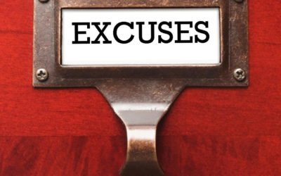 Thinking Practitioner Podcast, Ep 30: Excuses, Excuses: Our Favorite Reasons Not To ________