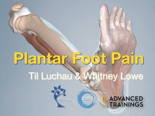 Plantar Foot Pain